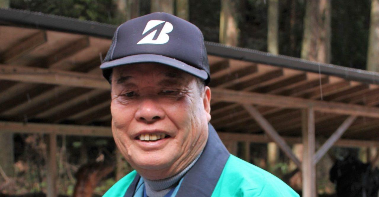 八滝ウッディランド 東山 國男 氏