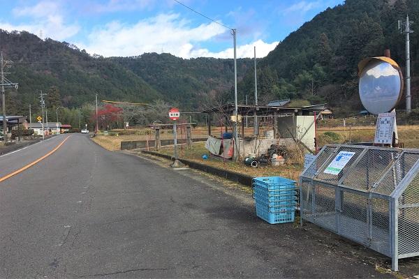 岐阜バス「多々羅バス停」
