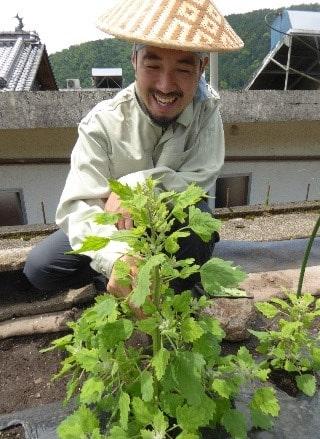岡田丈太郎さん